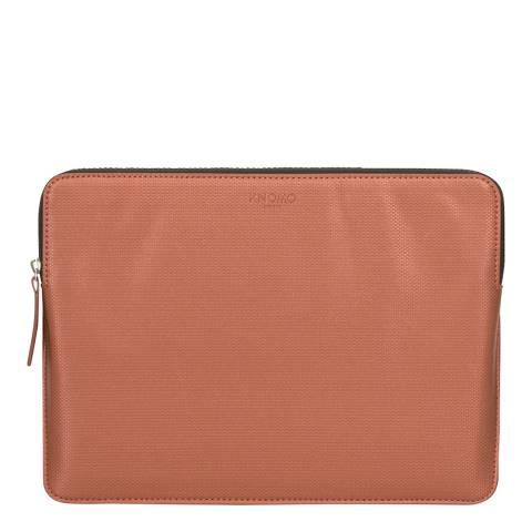 Knomo Copper Macbook Pro Embossed 13 inch Laptop Sleeve