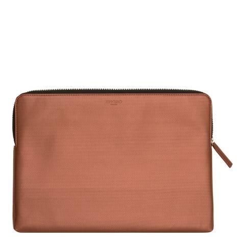 Knomo Copper Macbook Pro Embossed 15'' Laptop Sleeve