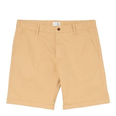 Gant Cream Polo Chino Shorts