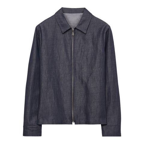Gant Dark Blue Denim Jacket