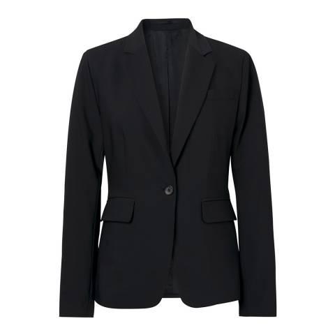Gant Black Stretch Blazer