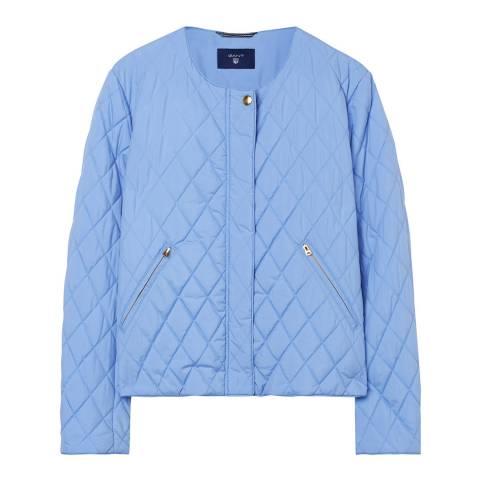 Gant Blue Quilted Jacket
