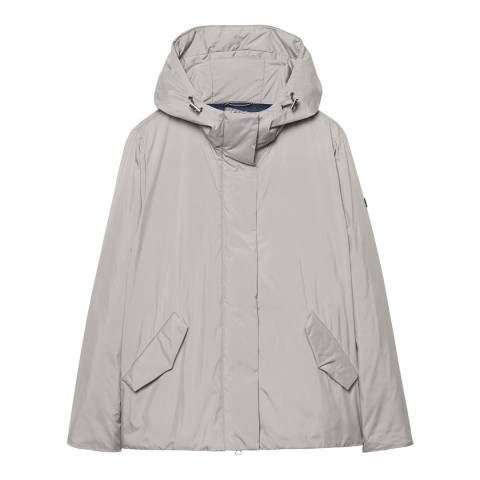 Gant Grey Lightly Padded Jacket