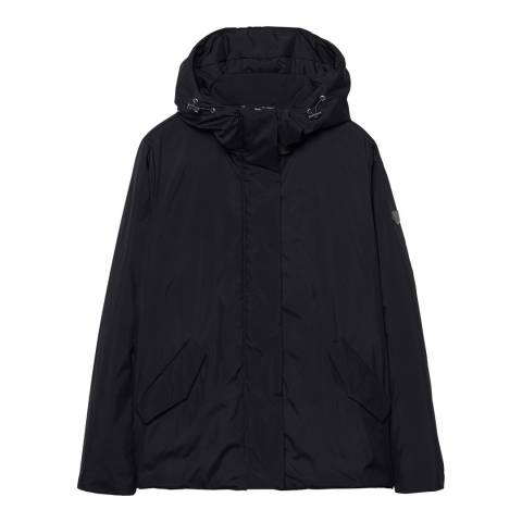Gant Navy Lightly Padded Jacket