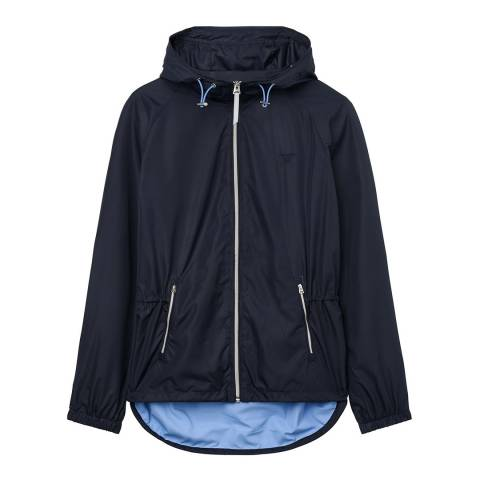Gant Navy Wind Breaker Jacket