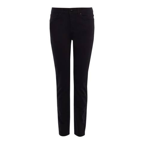 Karen Millen Black Signature Skinny Jeans
