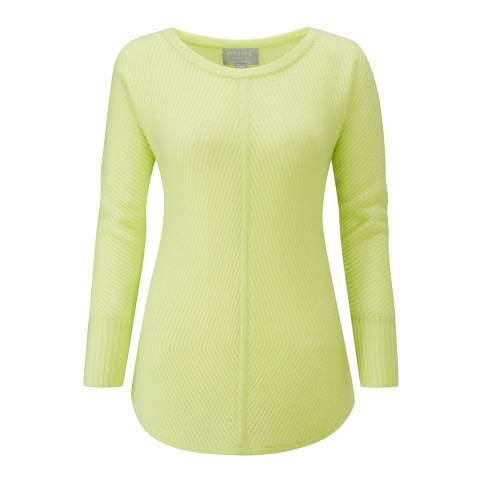 Pure Collection Gassato Soft Ribbed Sweater