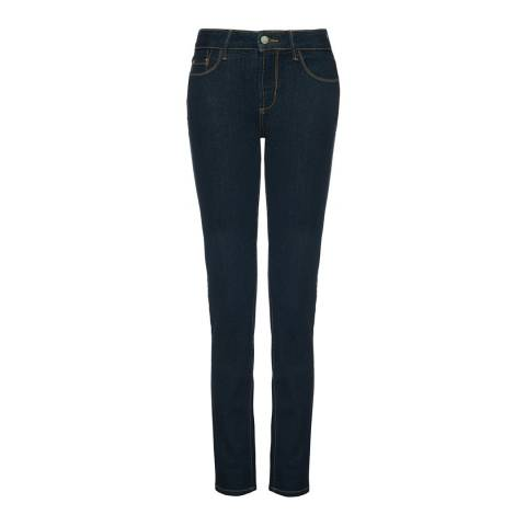 NYDJ Larchmont Wash Marilyn Straight Jeans