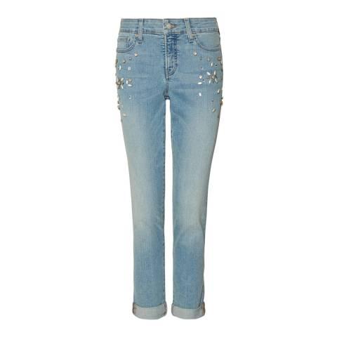 NYDJ Westland Cotton Boyfriend Jewel Jeans