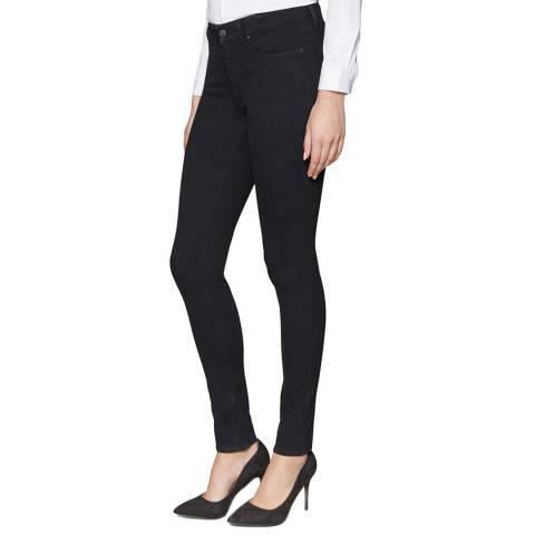 NYDJ Black Alina Legging Jeans
