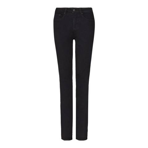 NYDJ Marilyn Cotton Straight Geo Shine Jeans
