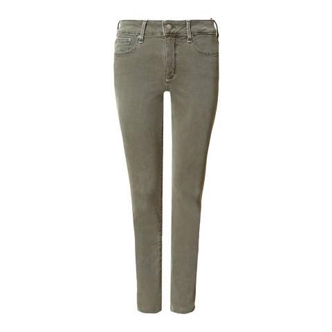 NYDJ Topiary Sheri Slim Ankle Jeans