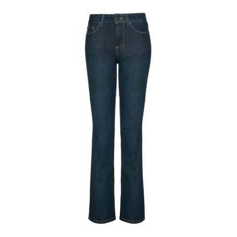 NYDJ Denim Blue Billie Mini Bootcut Jeans