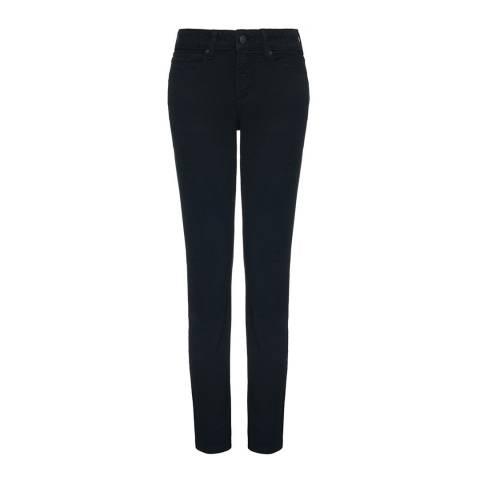 NYDJ Black Sheri Skinny Jeans