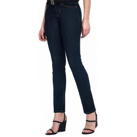 NYDJ Dark Denim Sheri Skinny Jeans