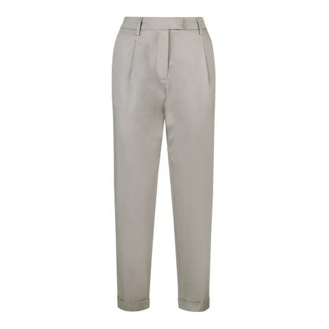Jaeger Grey Lightweight Chinos