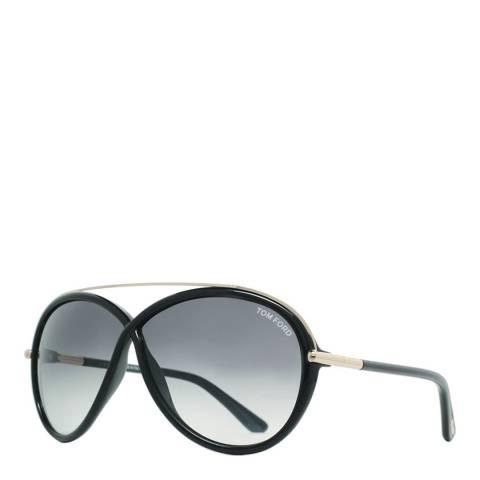 Tom Ford Women's Black Tamara Sunglasses 64mm
