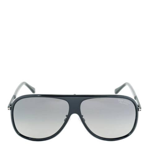 Tom Ford Men's Black Chris Sunglasses 62mm