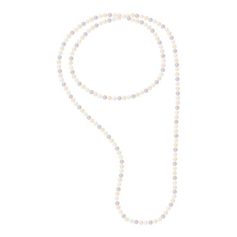 Ateliers Saint Germain Multi Coloured Freshwater Pearl Necklace