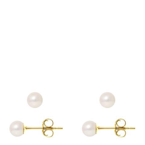 Ateliers Saint Germain Pink Pearl Earrings