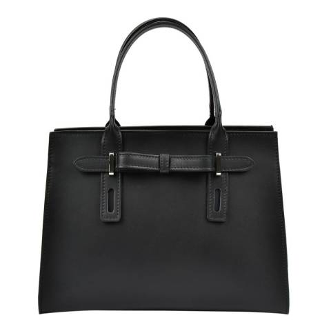 Mangotti Bags Women's Black Mangotti Bags Tote Bag