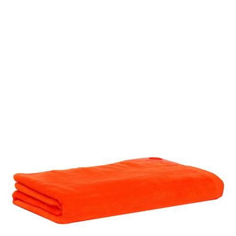 Swims Orange Beach Towel