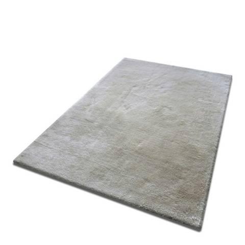 Plantation Rug Company Ecru Fleece Rug 160x230cm