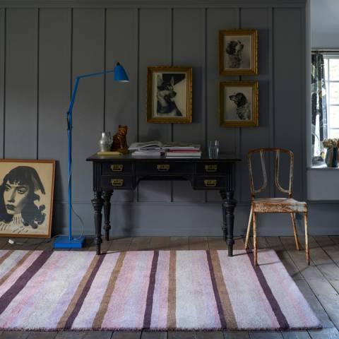 Plantation Rug Company Pink Ainslie Rug 150x240cm