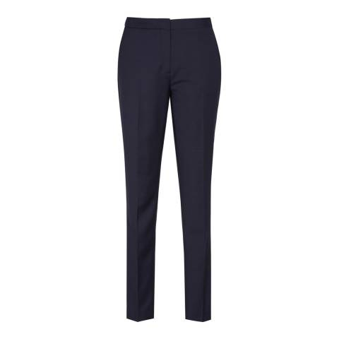 Reiss Navy Indi Trousers