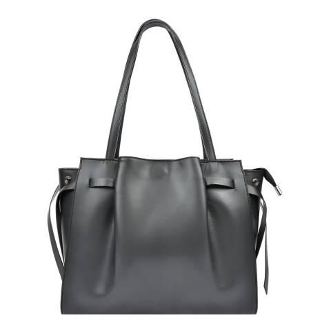 Anna Luchini Women's Black Anna Luchini Shoulder Bag