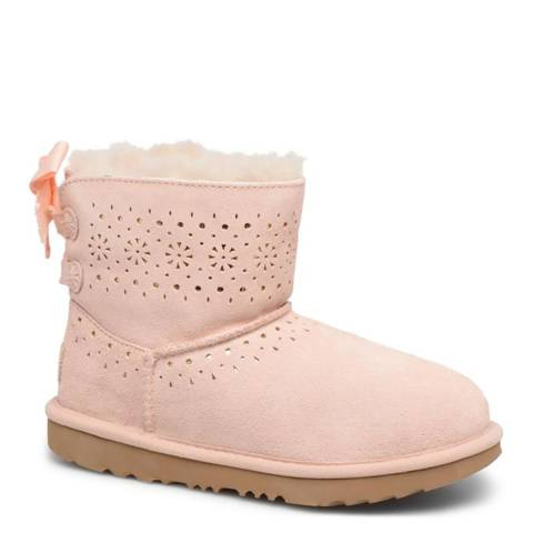 UGG Baby Pink Dae Sunshine Performance Boot