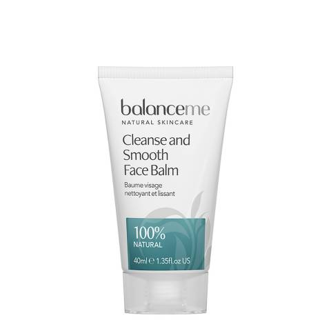 Balance Me Cleanse And Smooth Face Balm 40ml