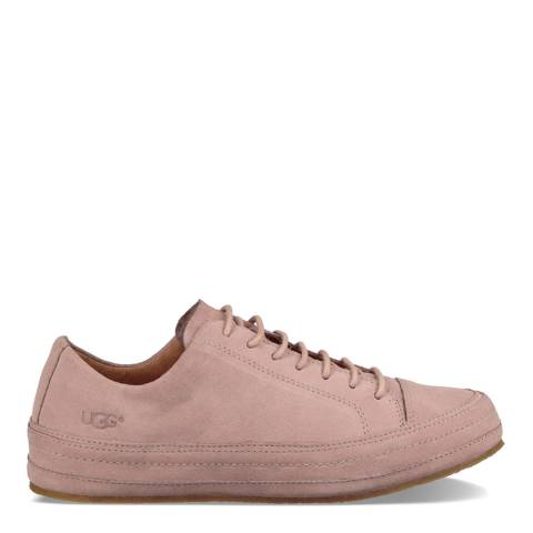 UGG Dusk Pink Suede Blake Trainers
