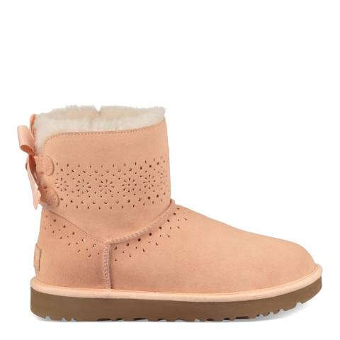 UGG Tropical Peach Sheepskin Dae Sunshine Boots