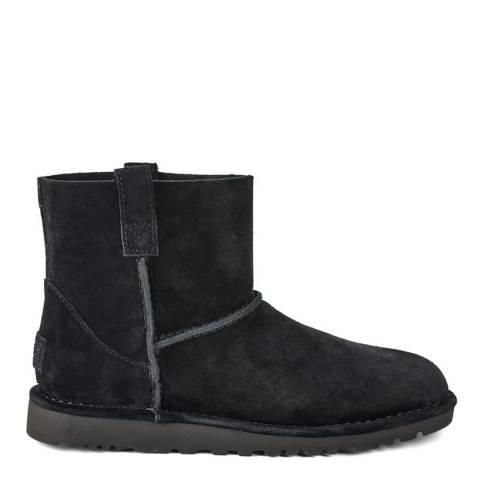 UGG Black Sheepskin Classic Mini Unlined Boots