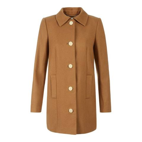 Hobbs London Camel Highgate Coat