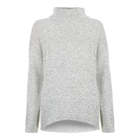 Hobbs London Ivory Multi Cyndy Sweater