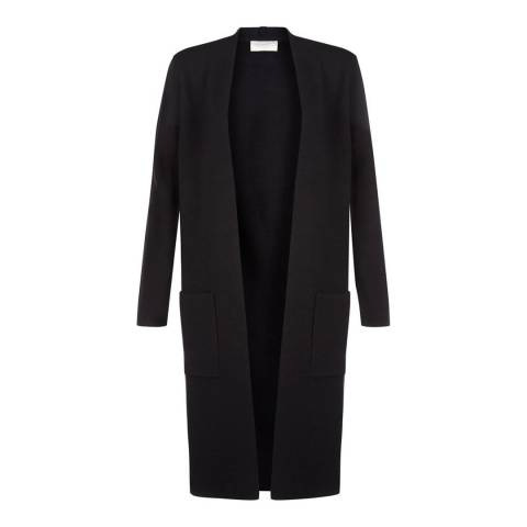 Hobbs London Black Bethany Cardigan
