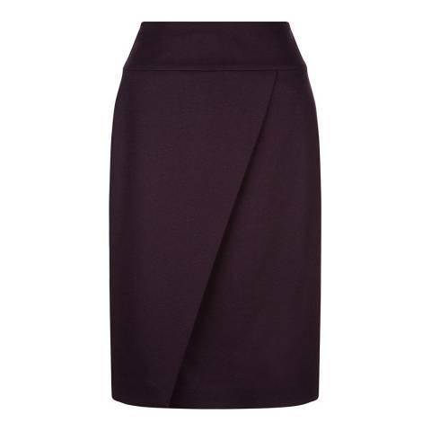 Hobbs London Mulberry Mylene Skirt