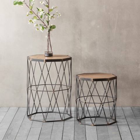 Gallery Marshal Side Table (Set of 2)