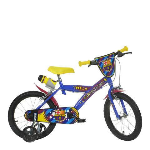 BuitenSpeel FC Barcelona 12 Inch Wheel Bicycle
