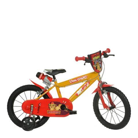 BuitenSpeel Lion Guard 16 Inch Wheel Bicycle