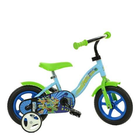 BuitenSpeel Half Shell Heroes Ninja Turtles 10 Inch Wheel Bicycle