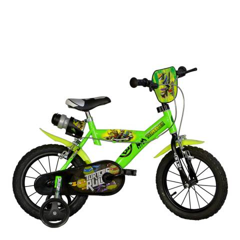 BuitenSpeel Teenage Mutant Ninja Turtles 14 Inch Wheel Bicycle