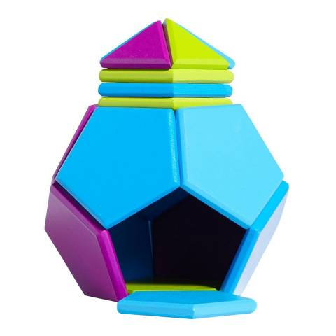 Buitenspeel Toys Magnet Blocks - UFO