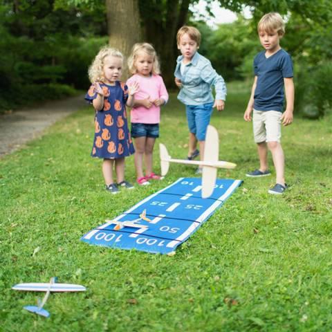 BuitenSpeel Runway Game