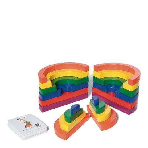 Buitenspeel Toys Wooden Circle Set