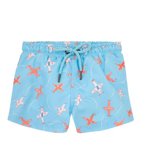 Sunuva Airplane Swim Short