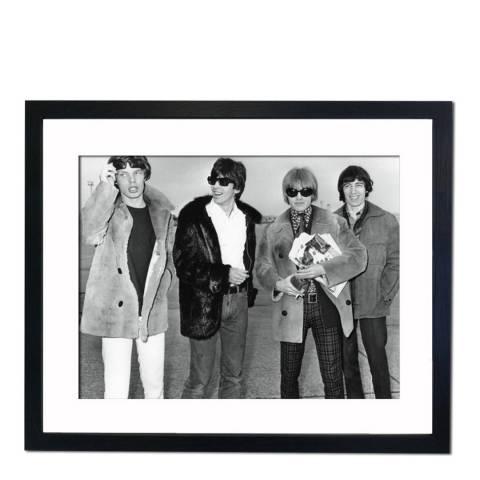 51 DNA The Rolling Stones 1966, Framed Art Print