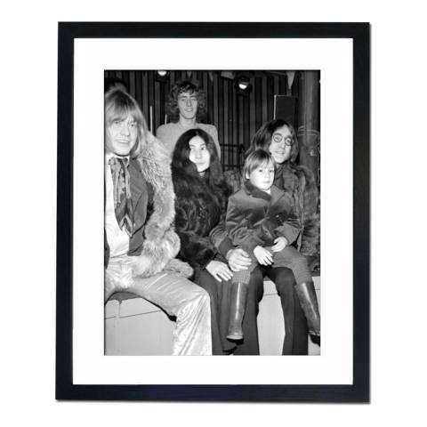 51 DNA John Lennon and Yoko Ono, Framed Art Print